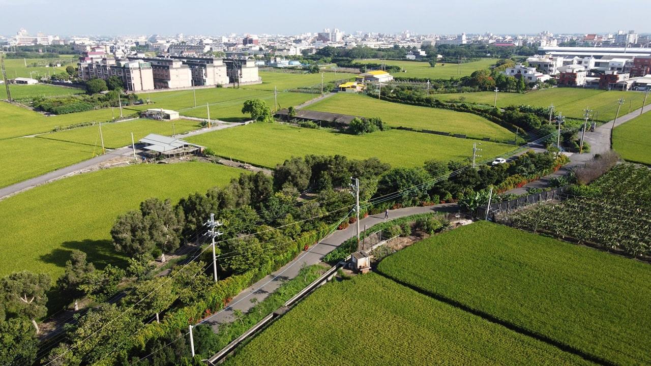 舊二林溪自行車道(楊振璋攝)