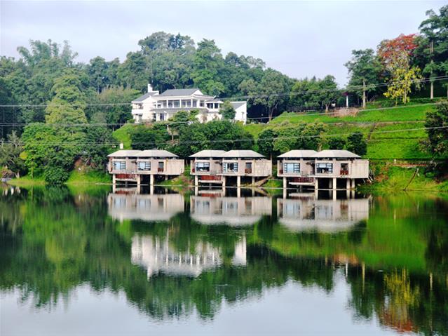 Jianshanpi Jiangnan Resort