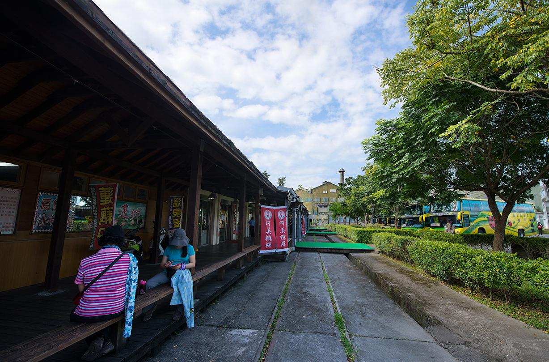花蓮觀光糖廠園區內