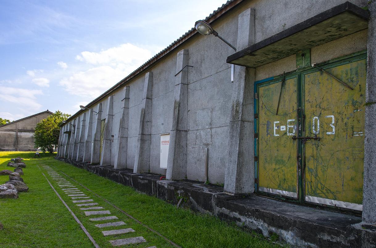 花蓮觀光糖廠倉庫