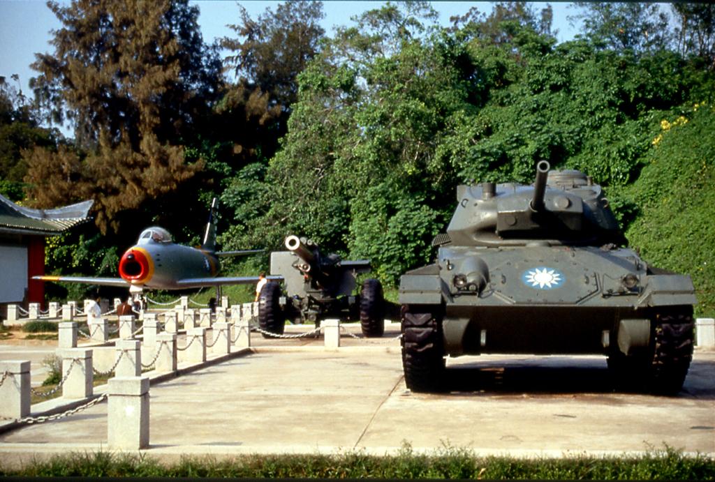 Aug 23rd Artillery Battle Museum