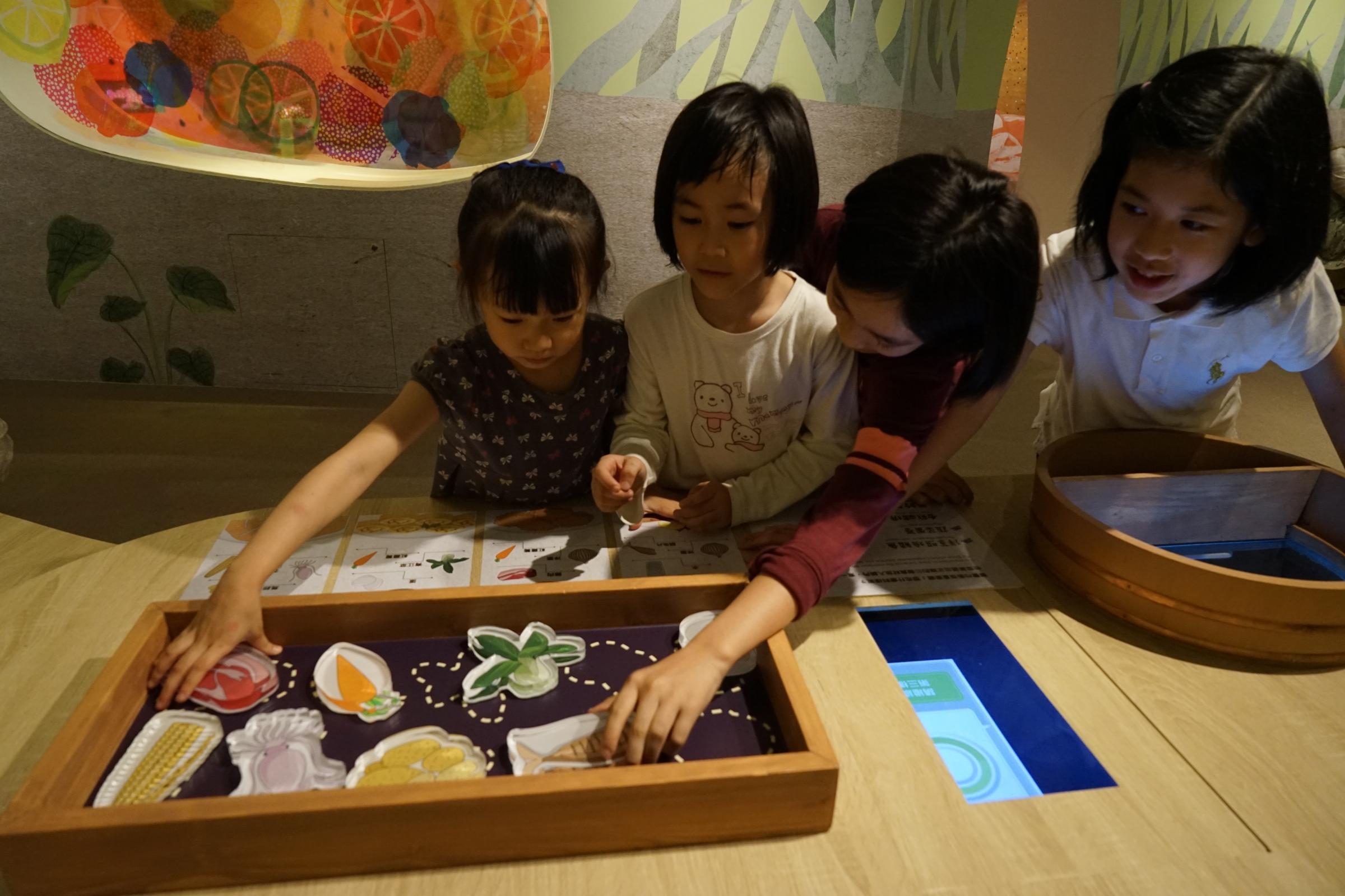 國立臺灣博物館南門園區童玩