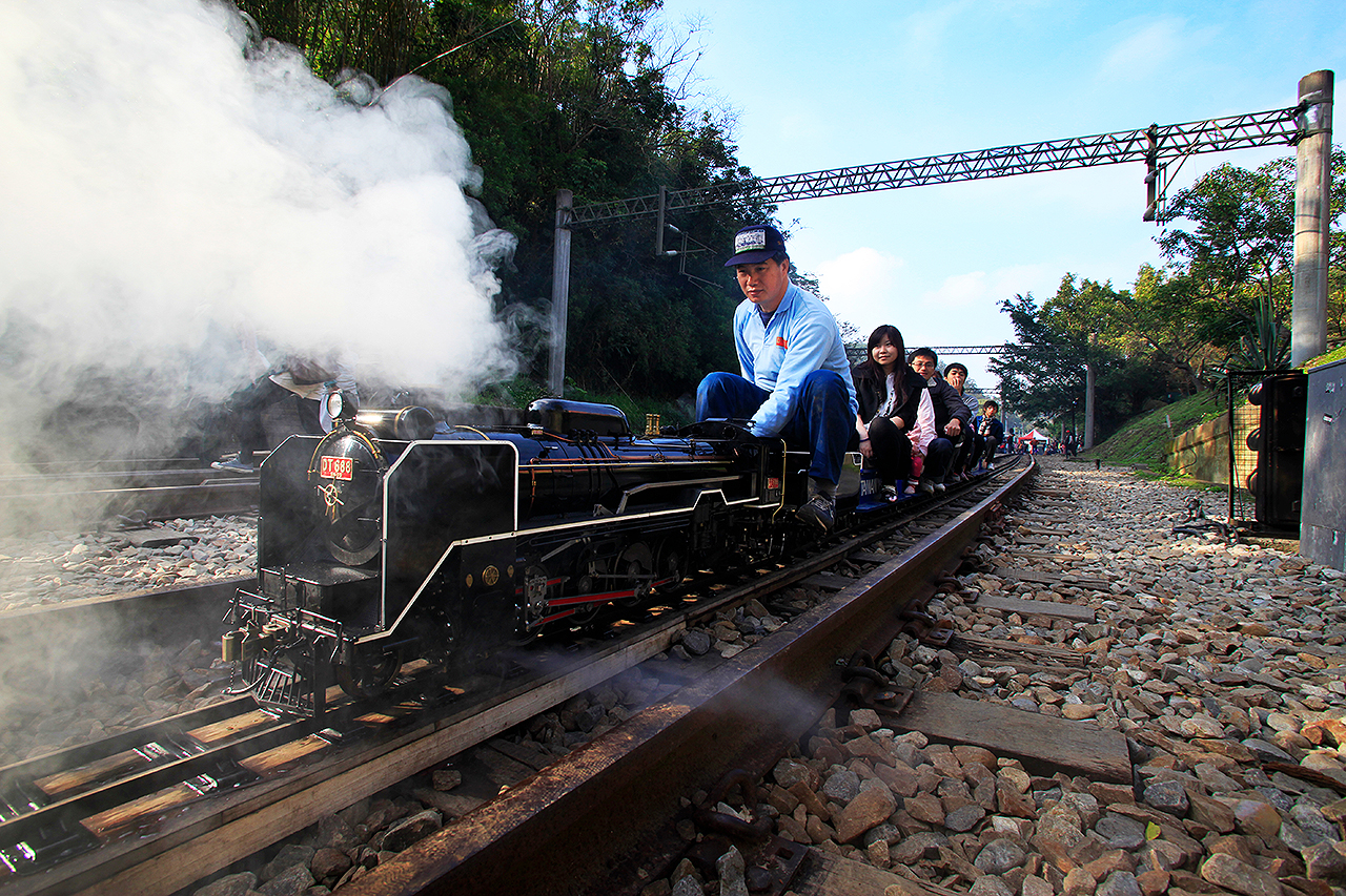 勝興小火車