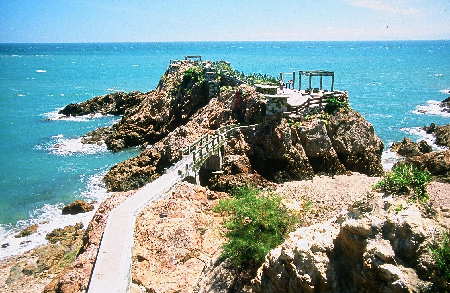 海防要塞--鐵堡