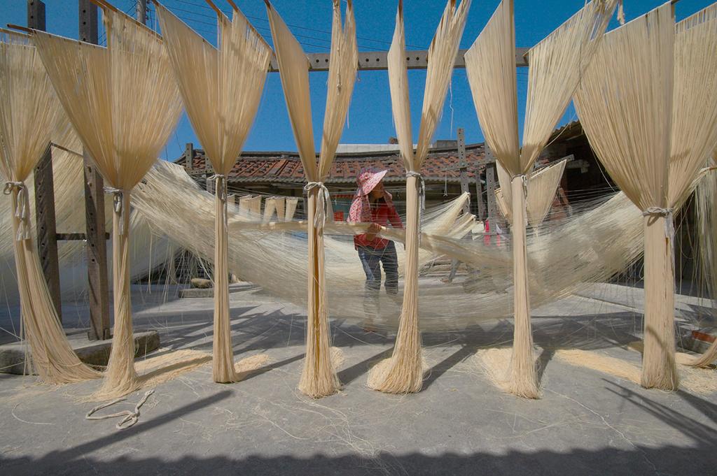 鹿港傳統製麵