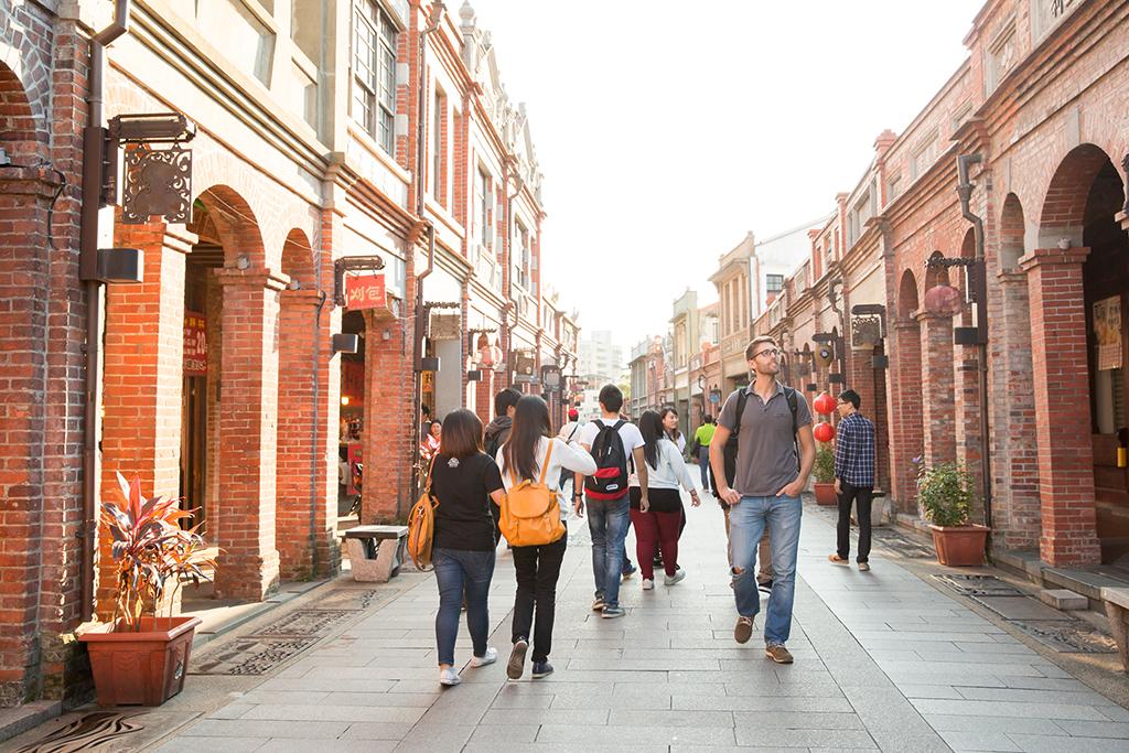 Calle Antigua de Sanxia