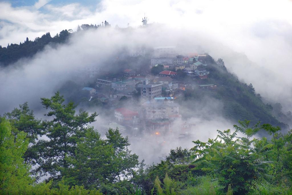 達觀山(拉拉山)自然保護區