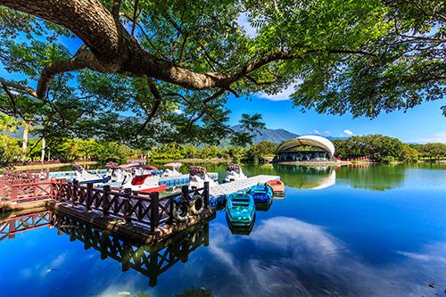 Guan Mountain (Guanshan) Water Park