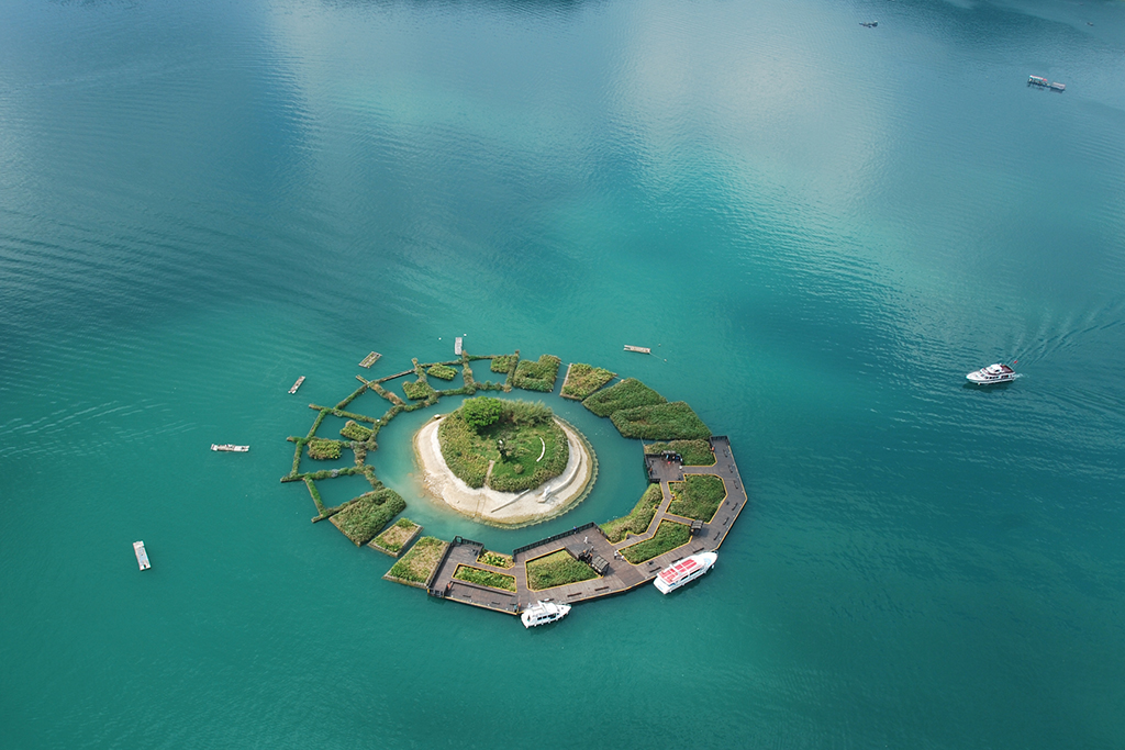 Sun Moon Lake Lalu Island