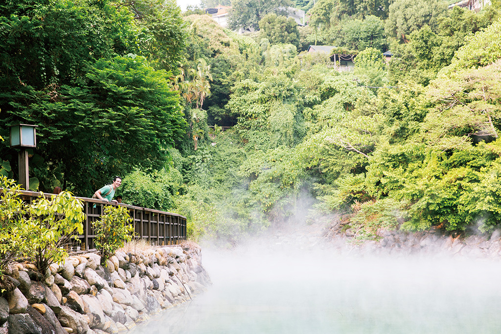 Yangmingshan Hot Springs