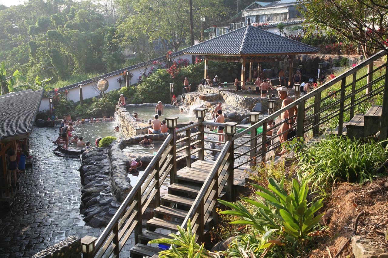 Xinbeitou Hot Springs