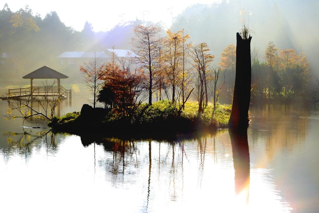 Mingchi Forest Recreation Area