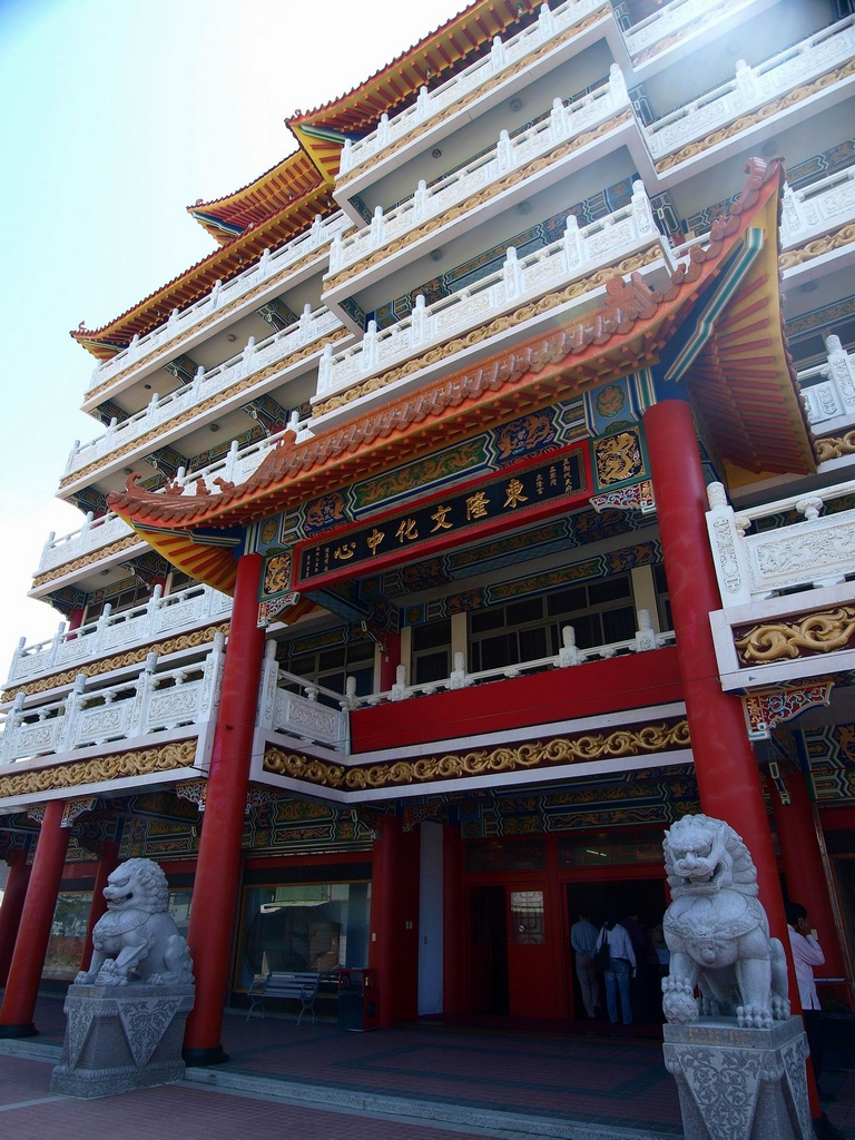 Cultural Gallery of Wangye at Donglong Temple