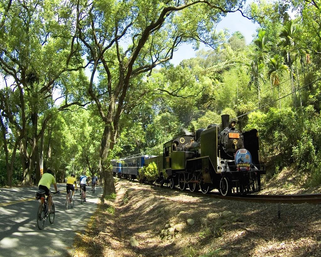 Jiji Township, Nantou County: Railway Impressions and Cycling Excursions