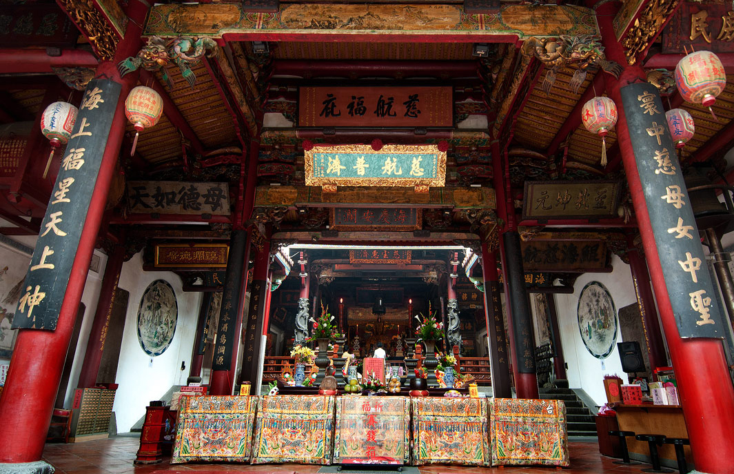 Great Queen of Heaven Temple (Datianhou Temple, or Tainan Grand Matsu Temple)