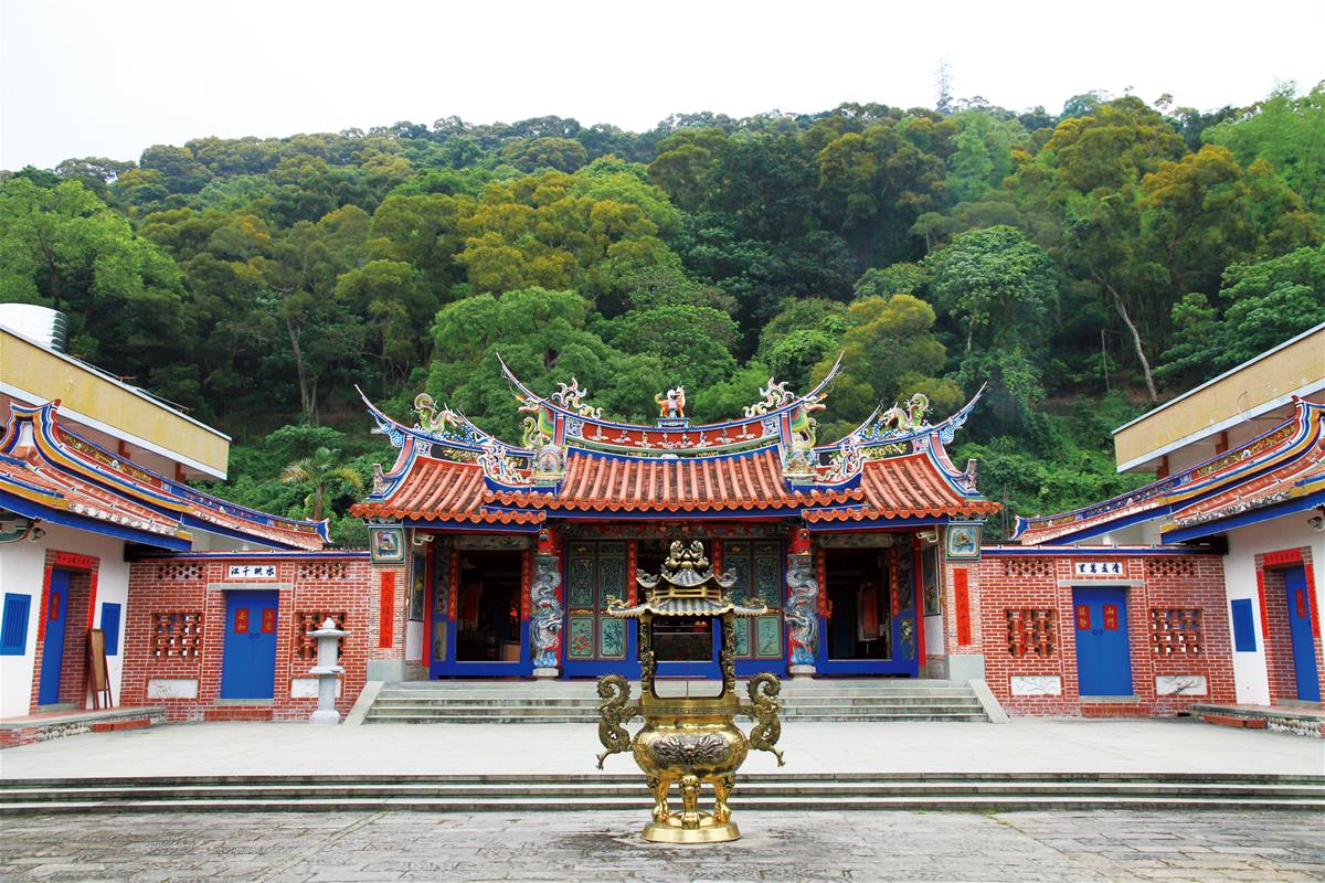 Qingshuiyan Temple