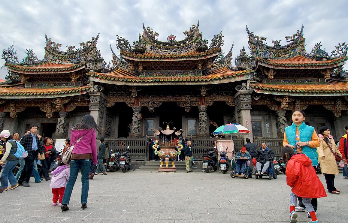 三峡清水祖師廟