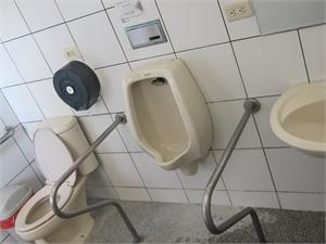 野柳地質公園 - 無障礙廁所