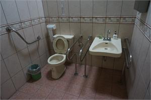 民俗文物館 - 無障礙廁所