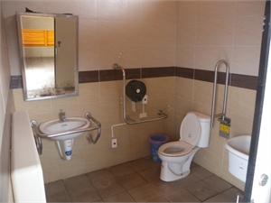 跨海大橋 - 無障礙廁所