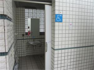 潭西無障礙新公廁(上層)1間