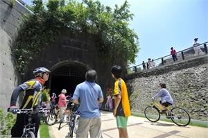 舊草嶺自行車隧道環狀線