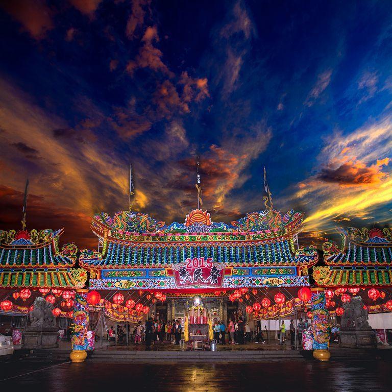 義民廟慶典