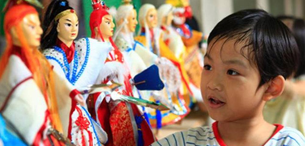 2019雲林国際人形劇祭り