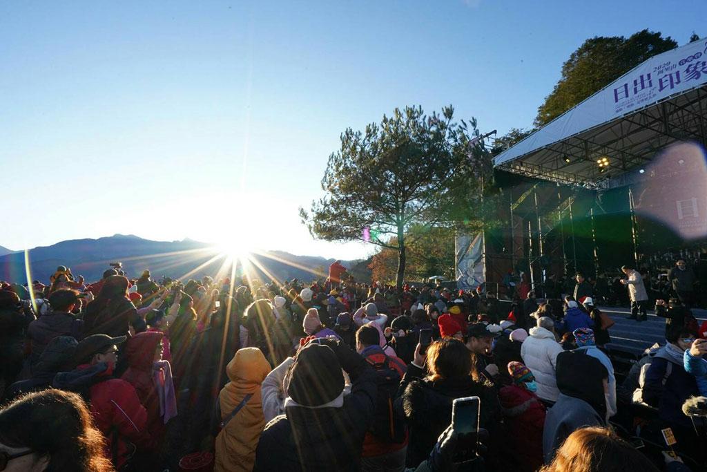 2020阿里山日出印象音樂會