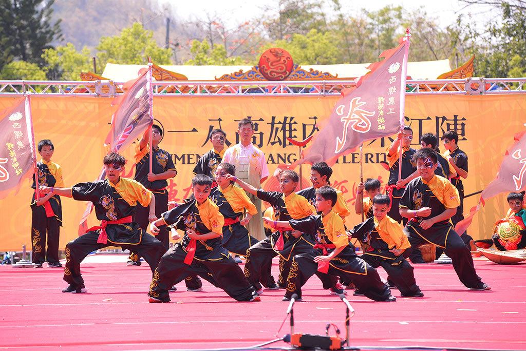 2019 Song-Jiang Battle Array in Neimen, Kaohsiung