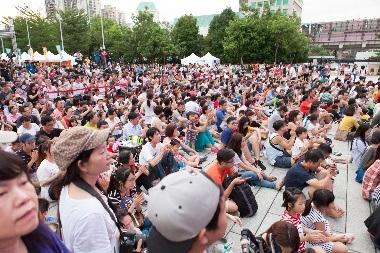 臺中國際踩舞祭 (2)