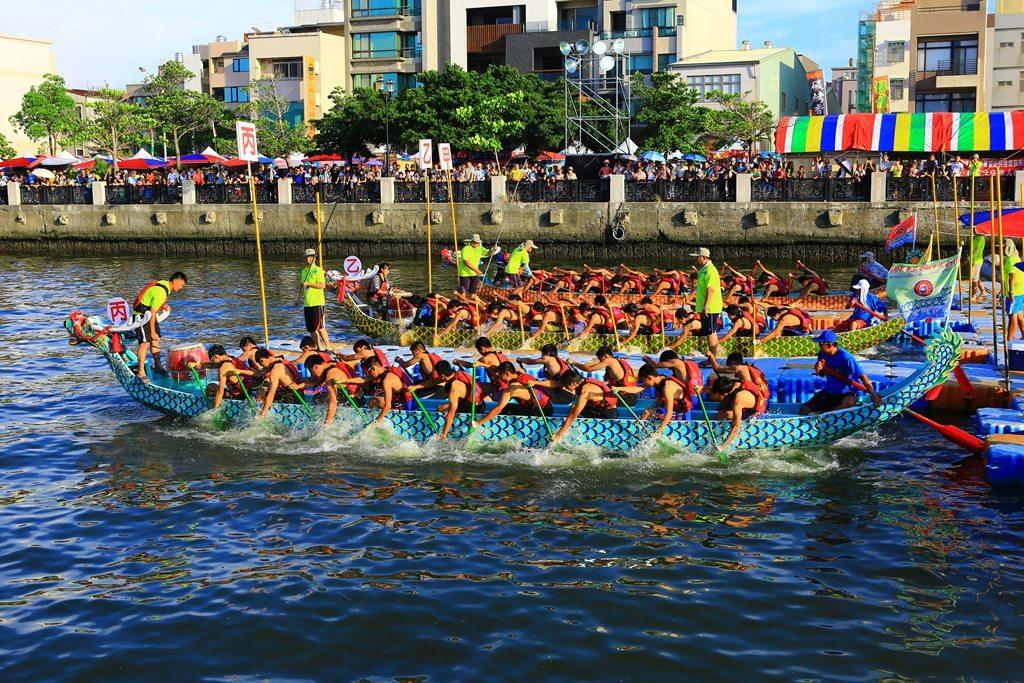 臺南市國際龍舟錦標賽