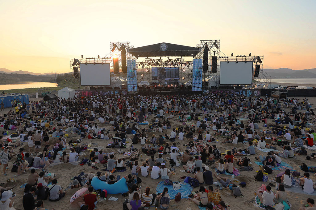2019 HO-HAI-YAN Gongliao Rock Festival