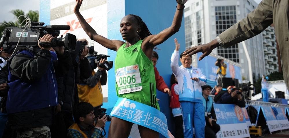 臺北馬拉松 吸引海內外好手踴躍參加