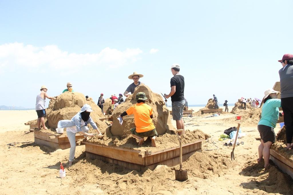 2017福隆國際沙雕藝術季 (3)