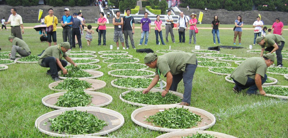 南投世界茶業博覽會