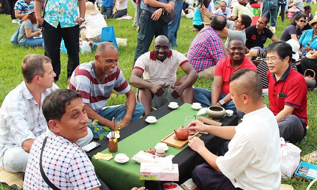 2021 Exposición mundial del té, Nantou