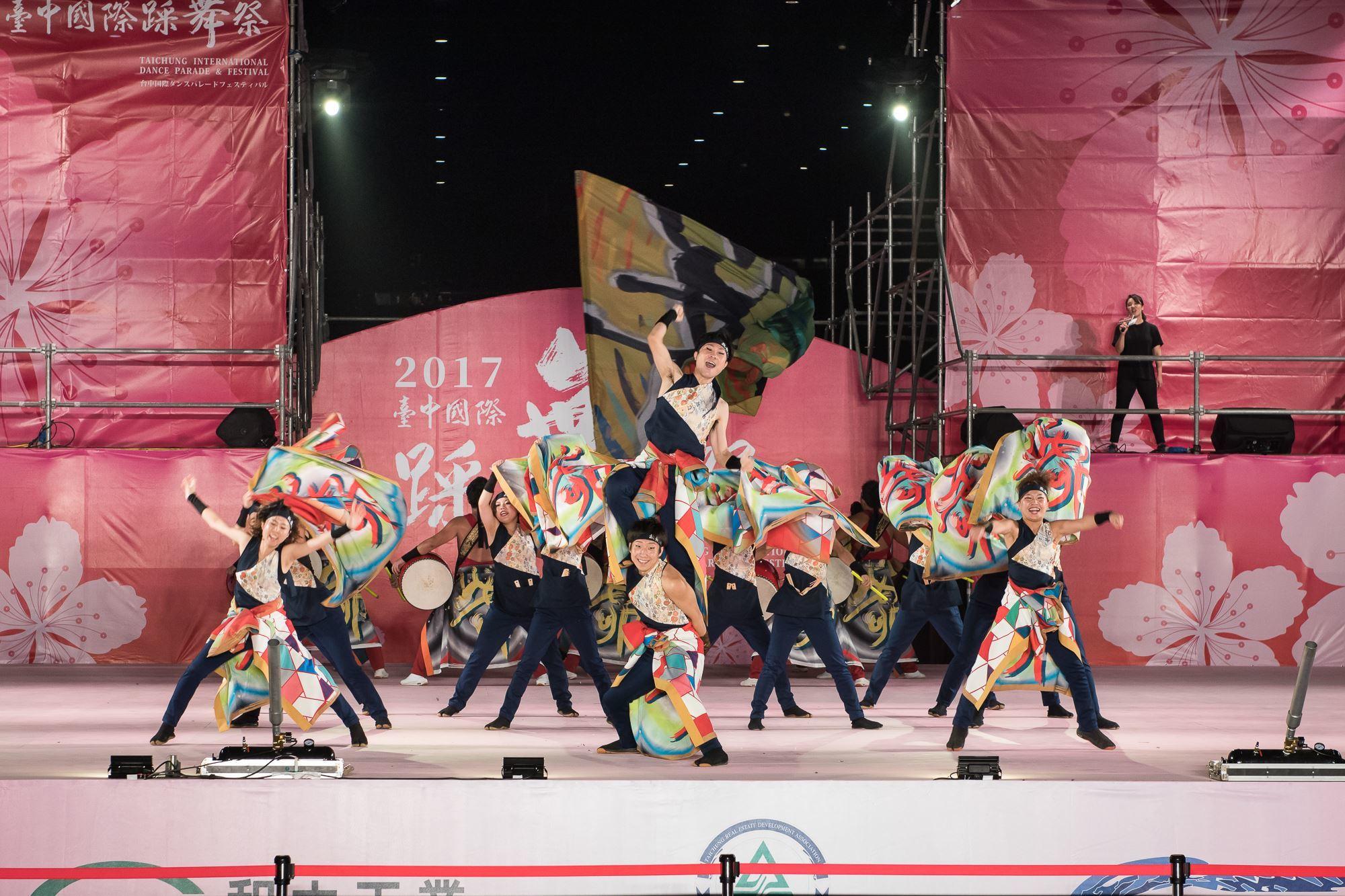 臺中國際踩舞祭 (9)
