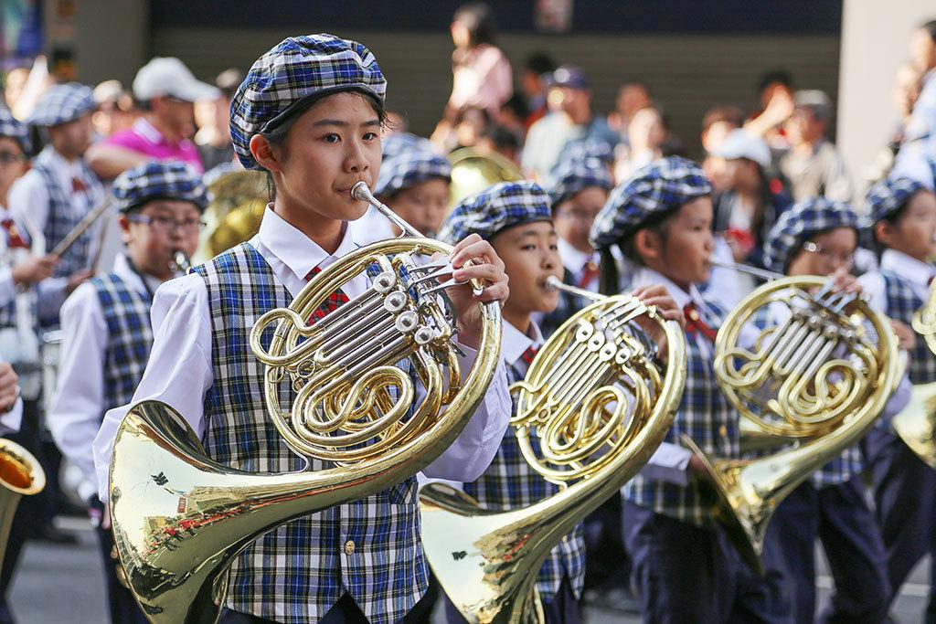 Festival Internacional de Música de viento de la ciudad de Chiayi