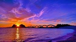 賞夕陽、跨年及迎曙光系列活動