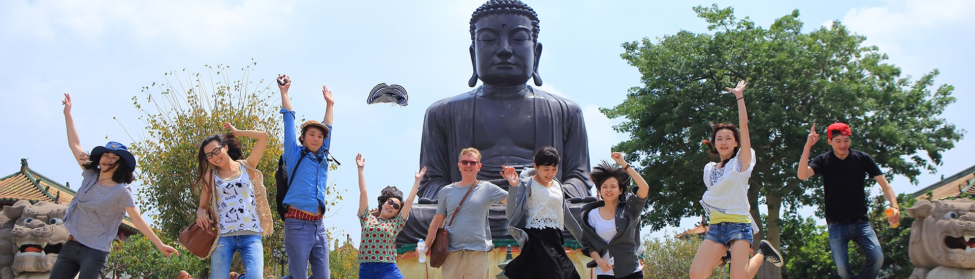 Mt. Bagua Great Buddha Scenic Area