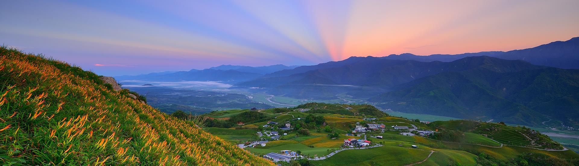 Montaña Liushishi