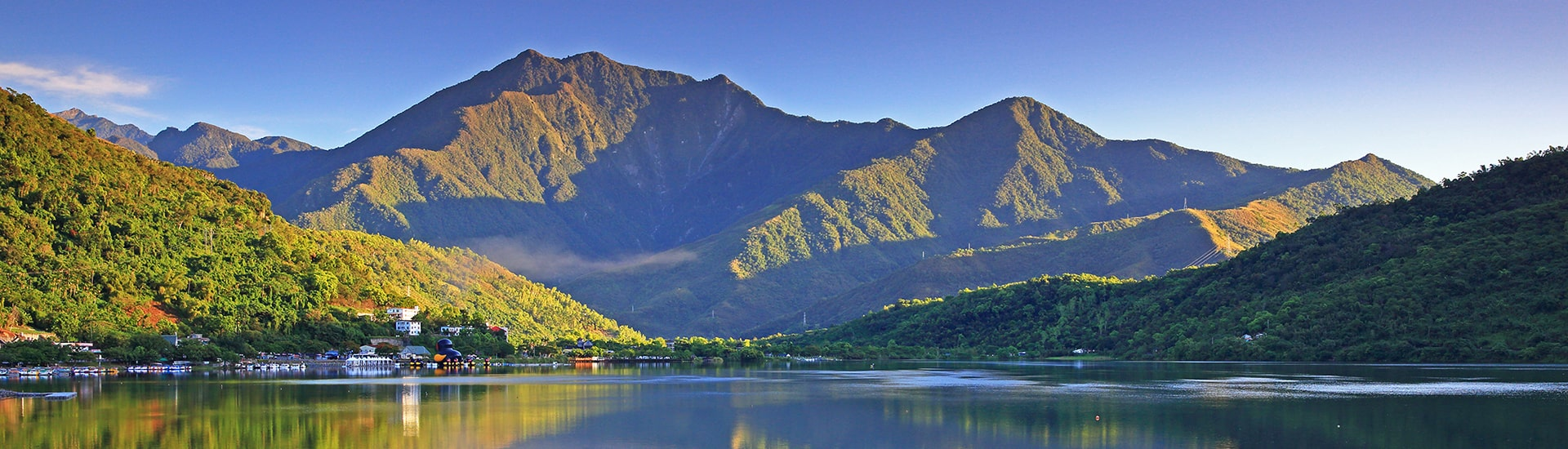 Lago de las Carpas