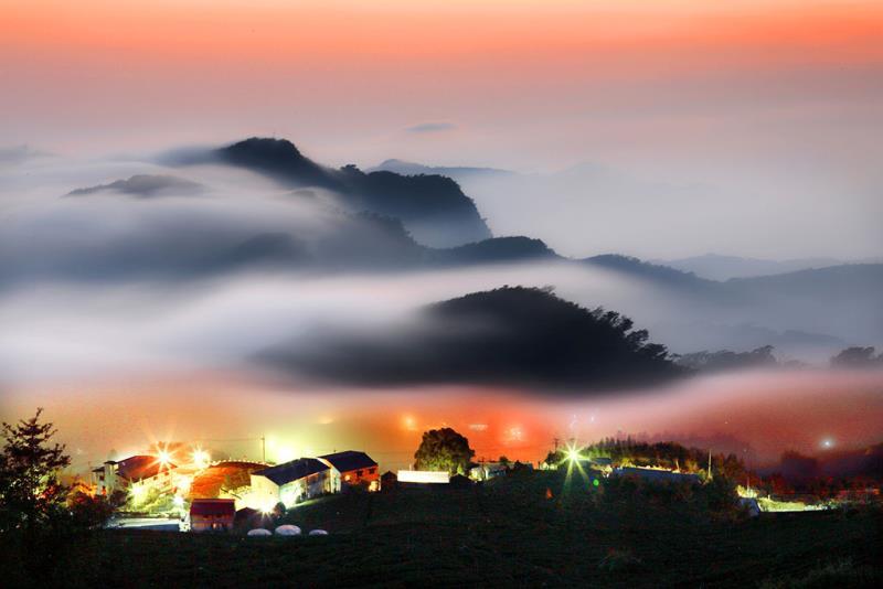 嘉義特富野-流雲之美