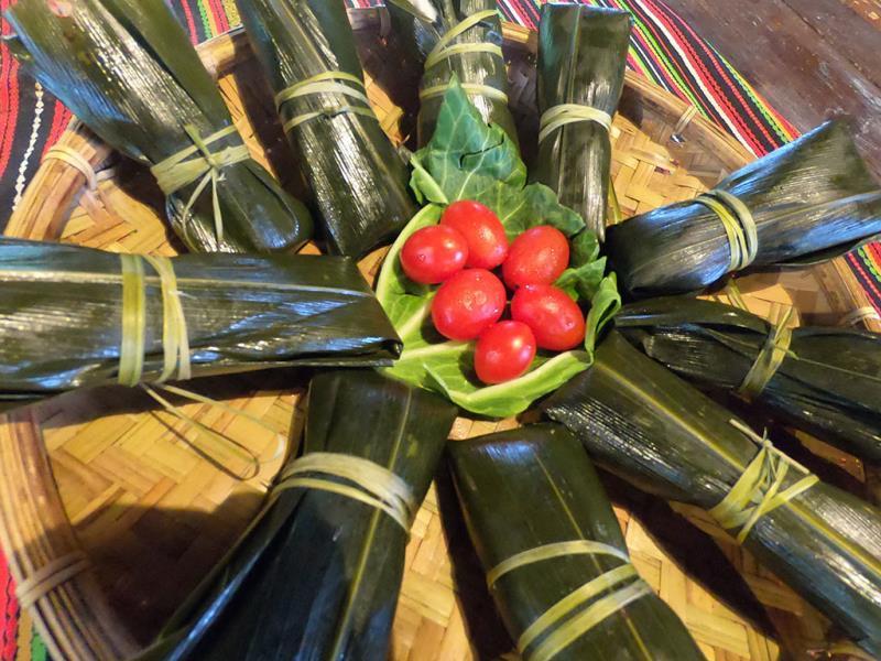原民鄒風文化美食「獵人包」