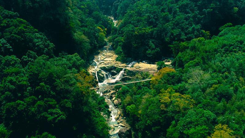 神仙谷吊橋