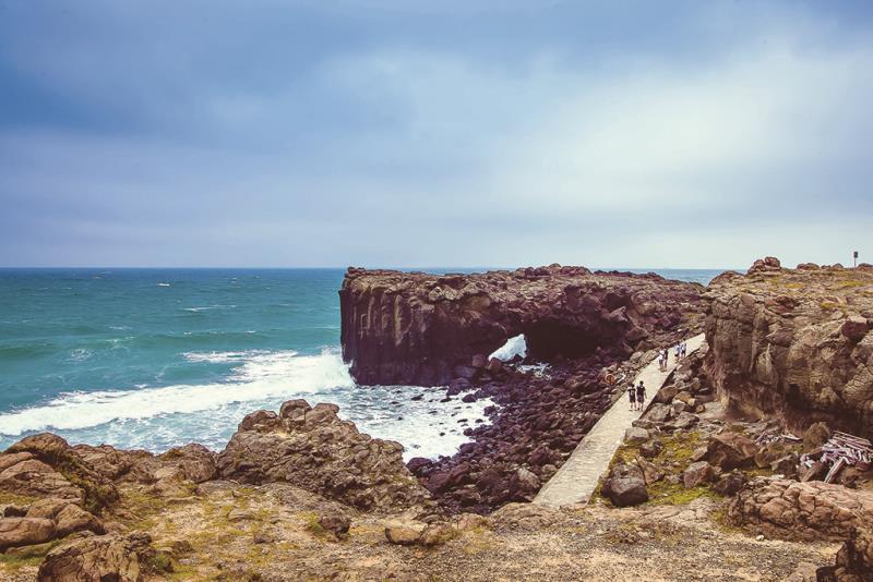 澎湖本島與南海望安七美四日遊