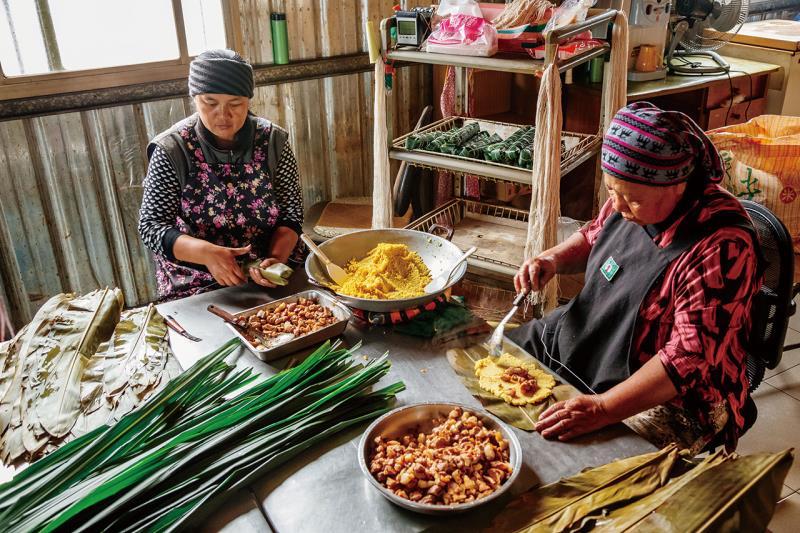 屏東原住民文化二日遊