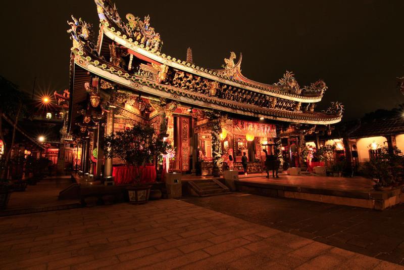 臺北文化古蹟一日遊