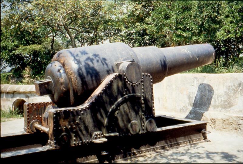 基隆古砲台一日遊